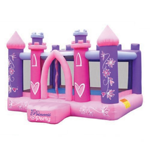KidWise Princess Party Bouncer - Inflatable Bounce House