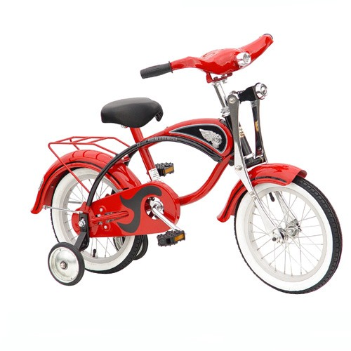 Morgan Cycle Retro 14 inch Bicycle - Red