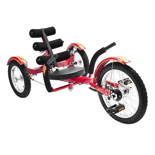 Mobo Mobito	- The Ultimate Three Wheeled Cruiser - In Multiple Colors