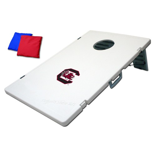 Tailgate Toss 2.0 - NCAA Licensed - Bean Bag Toss and Corn Hole Game