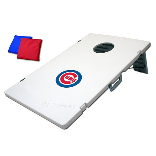 Tailgate Toss 2.0 - MLB Licensed - Bean Bag Toss and Corn Hole Game