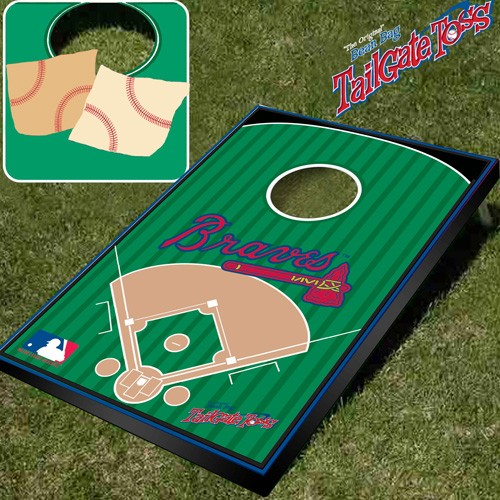 Tailgate Toss - MLB Licensed - Bean Bag Toss and Corn Hole Game
