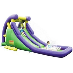 USED Kidwise Double Water Slide