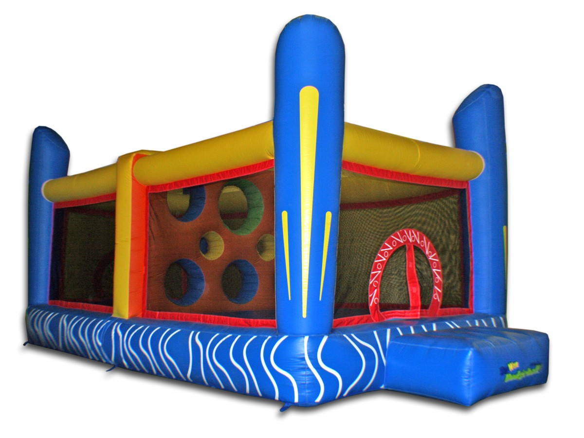 2b1d379f0f Jump n Dodgeball Game - Commercial Inflatable Bounce House