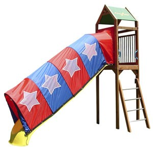 Fantaslides Stars and Stripes - Swing Set Slide Cover