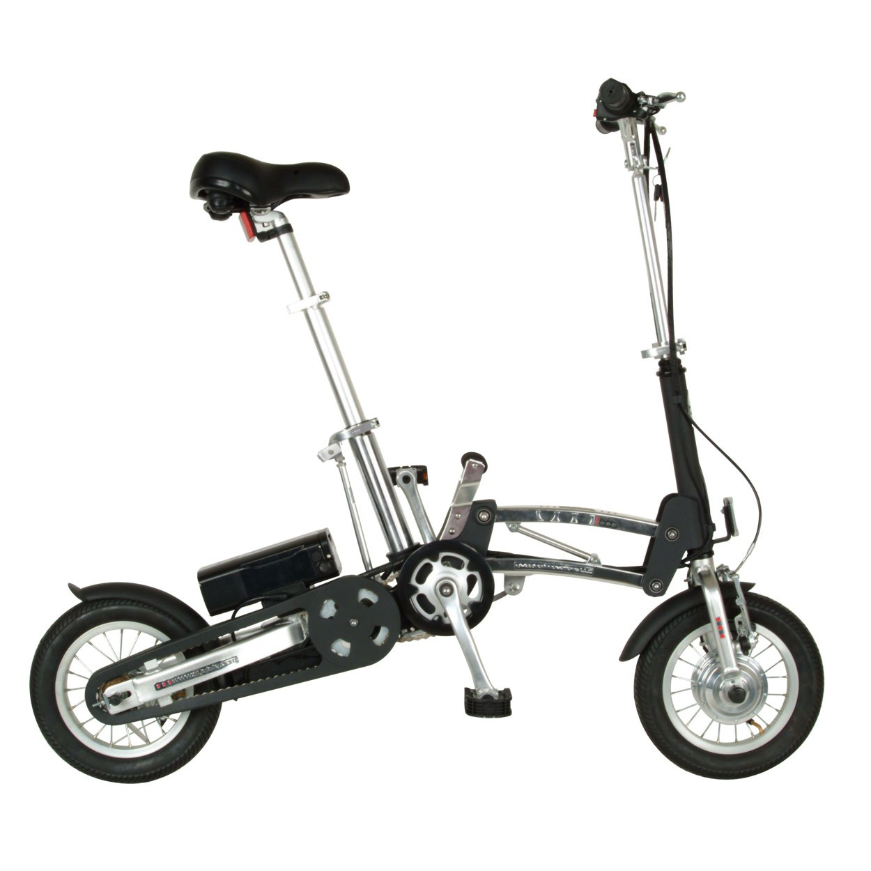 E-Mazing Innovations 12 inch Foldable Electronic Bike