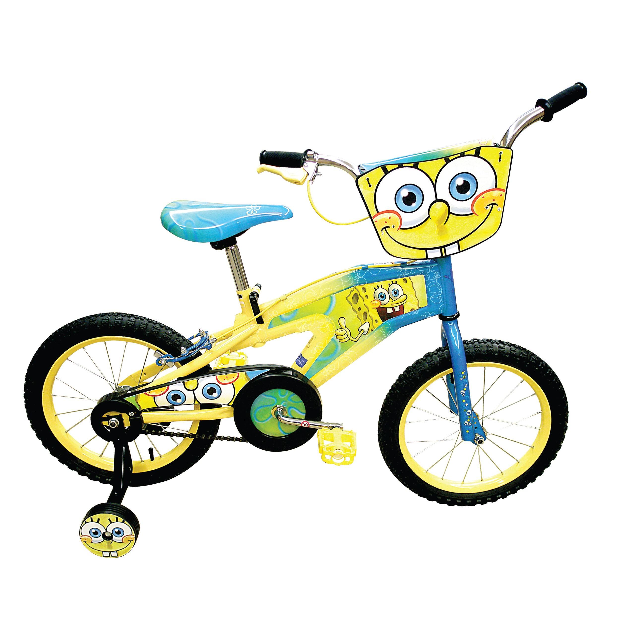 Spongebob 16 inch Cycle Force Bike