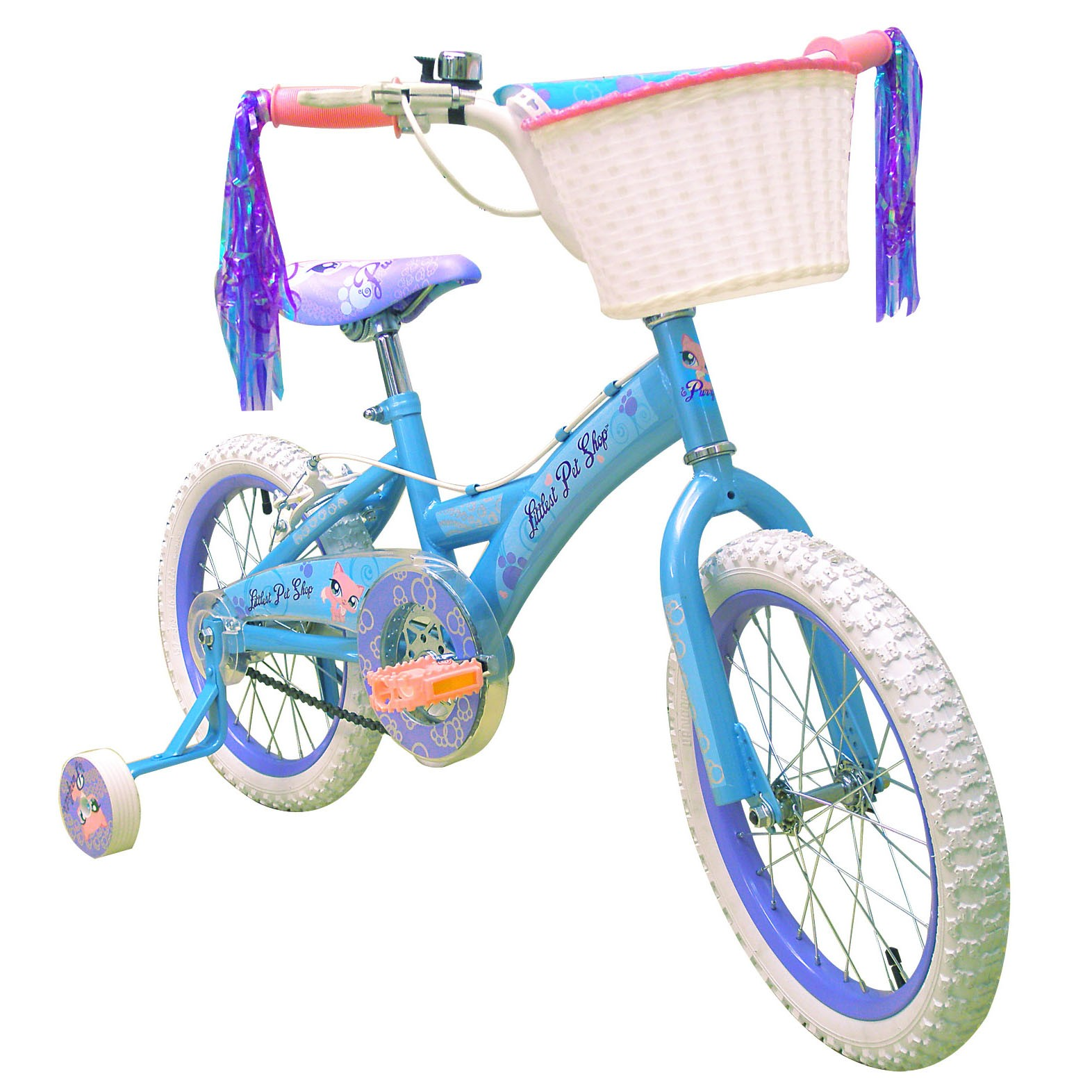 Littlest Pet Shop 16 inch Cycle Force Bike