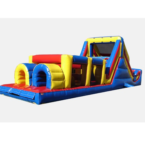 Backyard Obstacle Challenge - Commercial Obstacle Inflatable