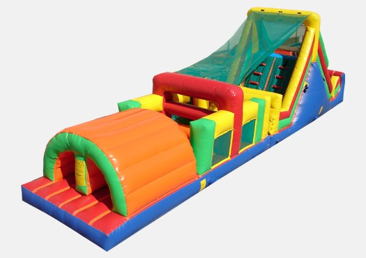 Supreme Obstacle Course - Commercial Inflatable Obstacle Course