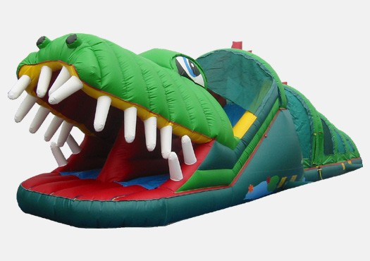 Happy Gator - Commercial Inflatable Obstacle Course