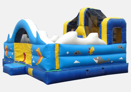 Ocean Toddler Game - Commercial Inflatable