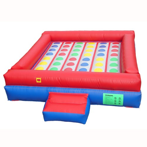 Twist and Shout Twister Game- Commercial Grade Bouncer