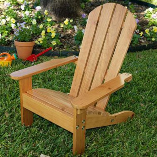 KidKraft Adirondack Chair (Multiple Colors Available)