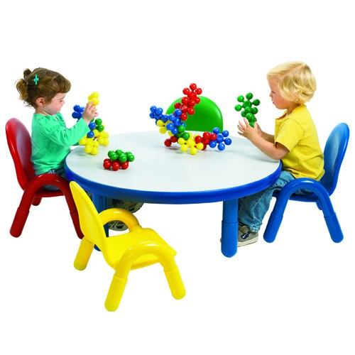 a8c9a149eefa Angeles® Baseline® Toddler Round Table and 4 Chair Set