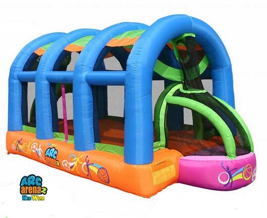 Arc Arena II Sport Bouncer - Inflatable Sports Bounce House