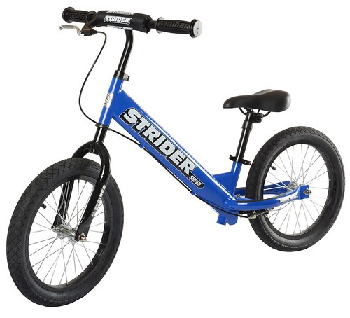 Strider Sport 16 Balance Bike (Multiple Colors Available)