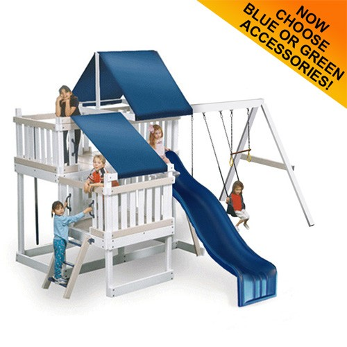 Monkey Play Set Package #2 White and Sand