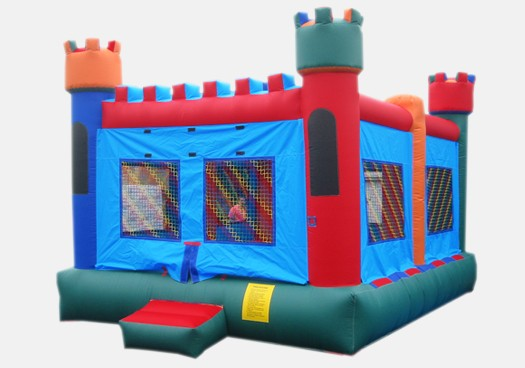 15 x 20 Castle Bouncer - Commercial Inflatable Bounce House