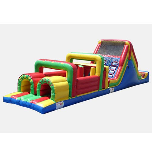 Obstacle Course 1 - Commercial Inflatable Obstacle Course