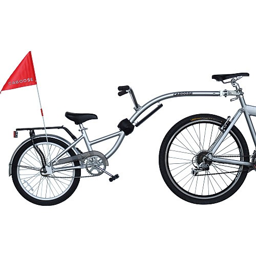 Shadow Aluminum Trailer Bike