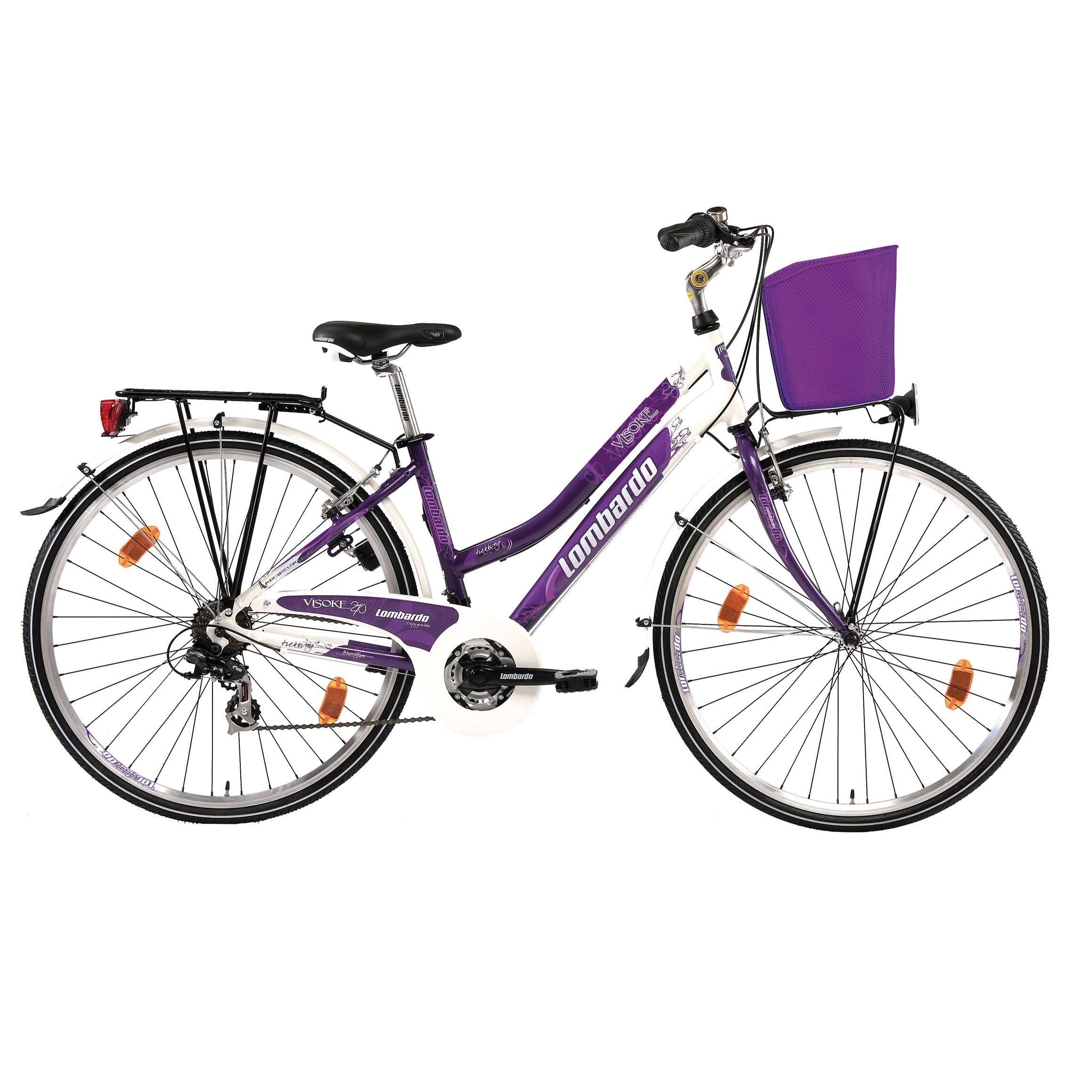Lombardo Visoke Women's 19 inch Bike (Mutliple Colors)