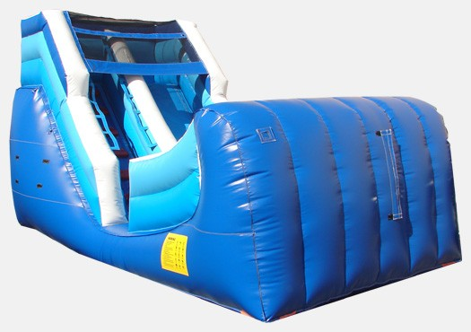 12' Ocean Theme Wet and Dry Slide - Commercial Inflatable Slide