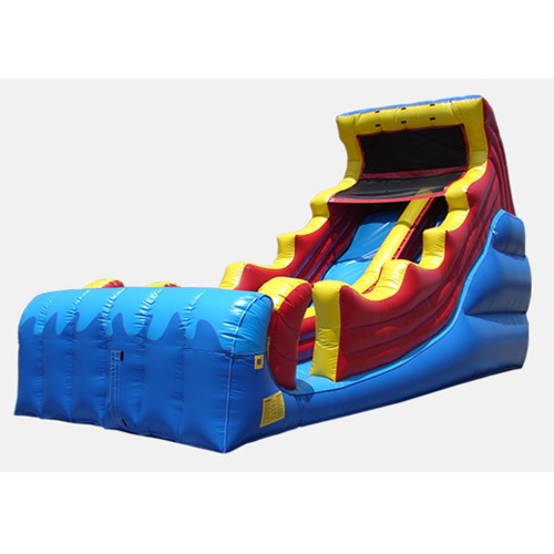 22' Mungo Surf Slide Waterslide -  Commercial Inflatable