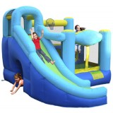 8 in 1 Ultimate Combo Center - Inflatable Bounce House