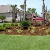 YardWise Landscape Recycled Rubber Mulch Cypress
