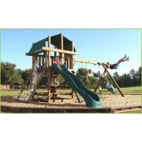 Creative Playthings Williamsburg Package #1 Swing Set