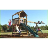 Creative Playthings Williamsburg Package #2 Swing Set