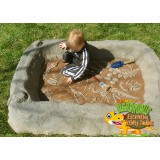 Digasaurus Activity Sandbox - Dinosaur Excavation Activity