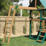 Monkey Climber Attachment For Monkey Playsystems - Color Options - Pre-Order Now - Ships in February 2019