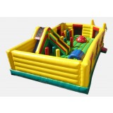 Ultimate Playground 3 - Commercial Inflatable