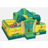 Jungle Toddler Game - Commercial Inflatable