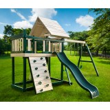 Monkey Play Set Package #1 Green and Sand - Backordered