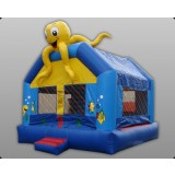 Sea Bounce IV - Commercial Inflatable Bouncer