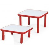 Angeles® Baseline® 30x30 Inch Square Table, Multiple Heights and Colors