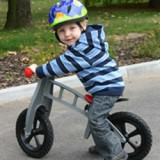 FirstBike Cross Balance Bike with Brake (Multiple Colors Available)