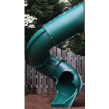 7 ft Turbo Tube Slide - Green