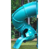5 ft Turbo Tube Slide - Multiple Colors