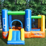 Little Star Bounce House - Inflatable with Ball Pit