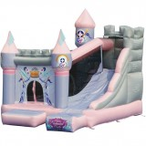 KIDWISE Princess Enchanted Castle w/Slide - Ships 12/21/18