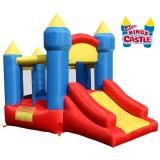 Little King's Castle Inflatable Bouncer