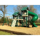 Monkey Play Set Package #4 Green and Sand - Backordered