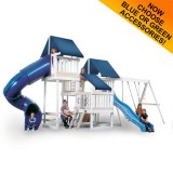 Monkey Play Set Package #4 White and Sand - Backordered