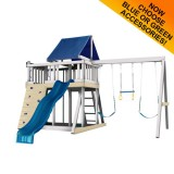 Monkey Play Set Package #1 White and Sand - Backordered