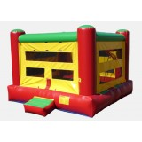 Indoor Fun House Bouncer - Commercial Inflatable Bounce House