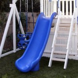 Scoop Slide for 5' Deck Height - Multiple Colors